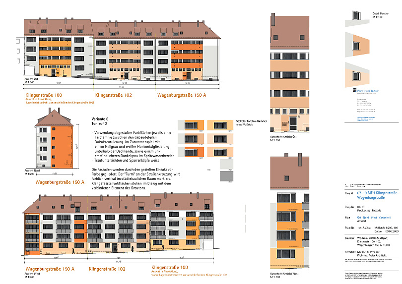 Altbausanierung Stuttgart wonner architekten altbaumodernisierung umbau neubau